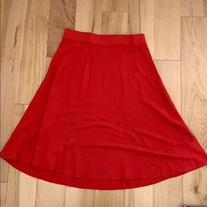 Banana Republic wool skirt